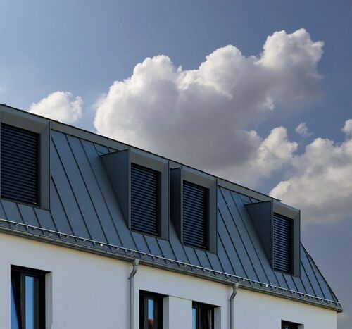 metal roofing for buildings